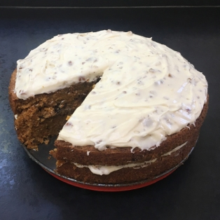 Carrot Cake!